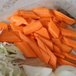 taiem morcovii - mancare chinezeasca