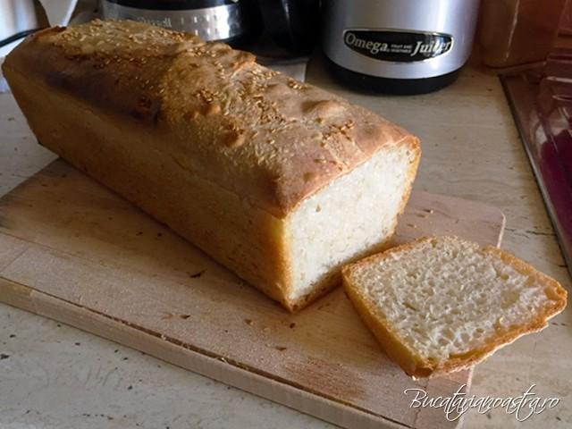 cea mai buna reteta paine de casa
