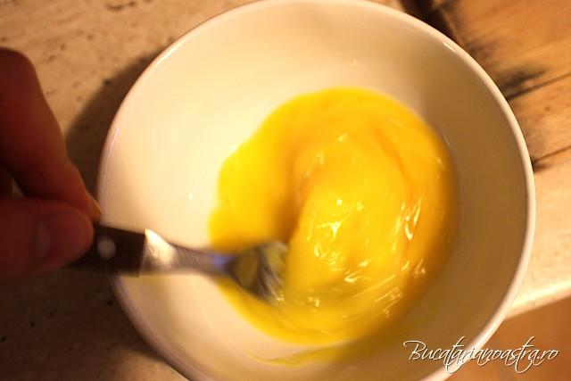 sos de oua spaghete carbonara