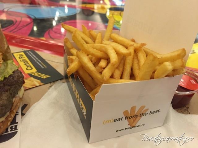 cartofi pai burger box pareri