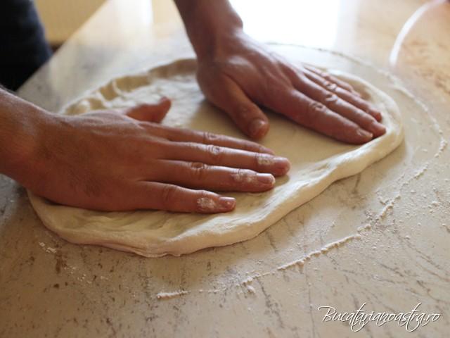 reteta de pizza ca in italia