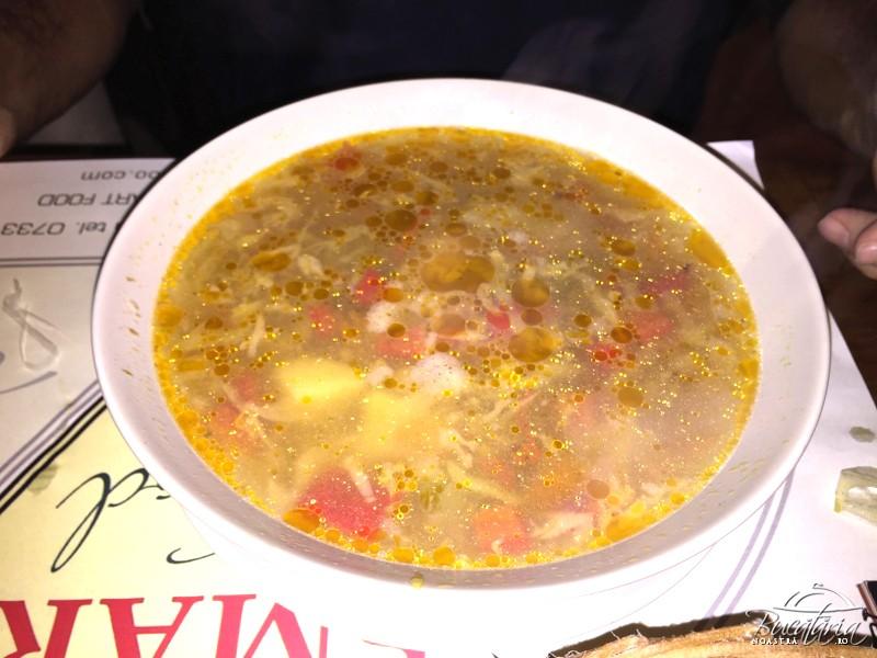 ciorba smart food review