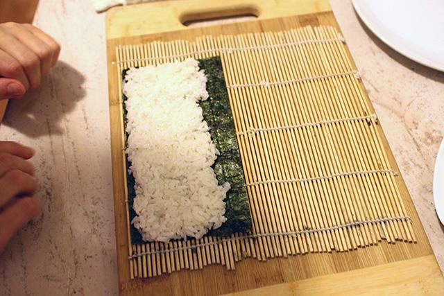 Reteta sushi