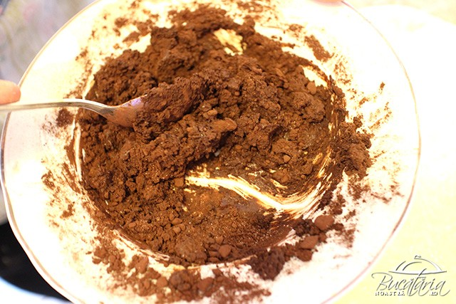 cozonac cu cacao reteta