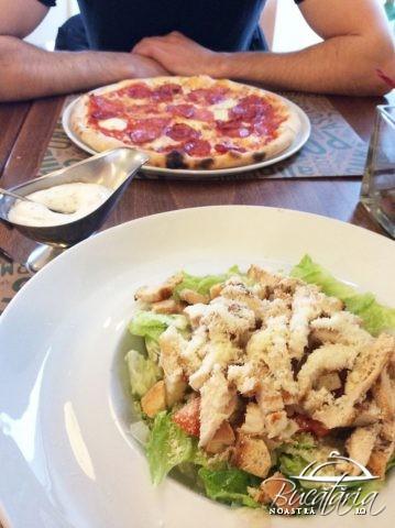 review pizzeria new croco cluj