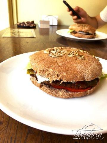 burger vegan ieftin cluj doo it