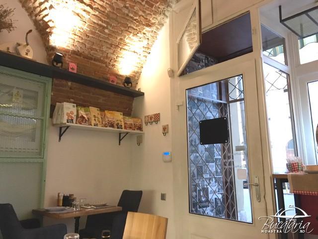 interior da pino bistro italian cluj