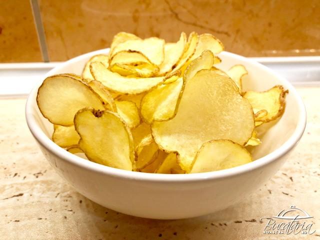 Reteta chipsuri de cartofi