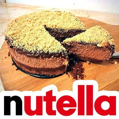 Cheesecake Nutella Reteta Tort De Ciocolata