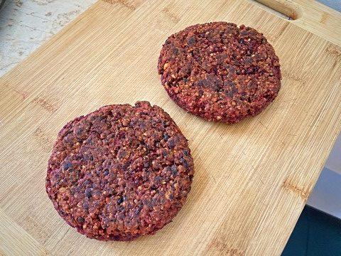 burger vegan reteta simpla