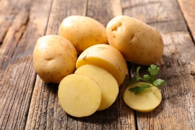 Cartofi la cuptor de post - Reteta vegana cu cartofi - Cartofi