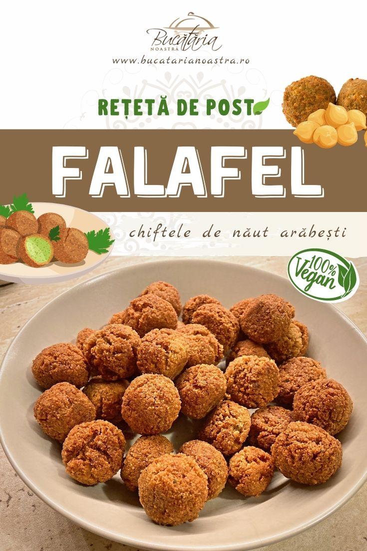 Falafel – Chiftele de naut (Reteta vegana)