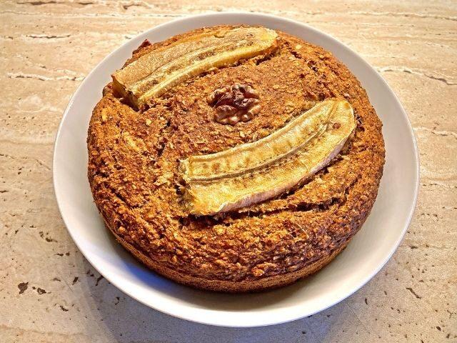 4 Prăjitură de post din ovăz, fără zahăr și fără gluten - BucatariaNoastra.ro